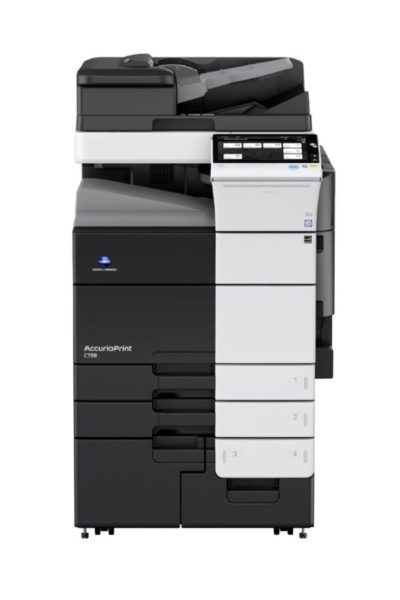 bizhub C759 colour printer